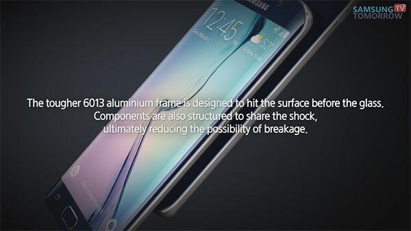Samsung Merilis Video Resmi Drop Test Galaxy S6 Dan S6 Edge 3