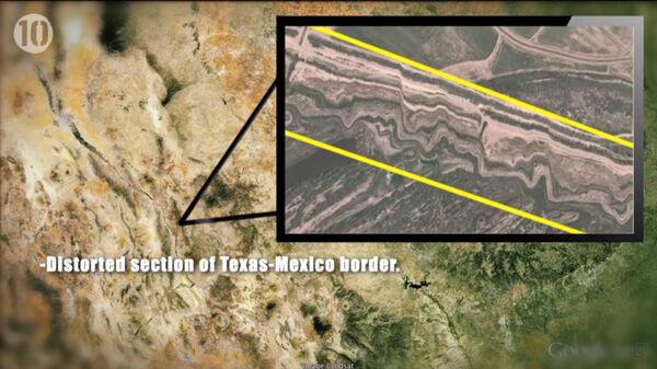 10 Tempat Yang Disembunyikan Google Earth 4