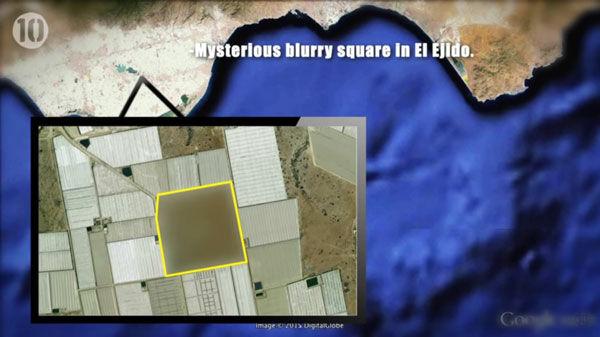 10 Tempat Yang Disembunyikan Google Earth 9