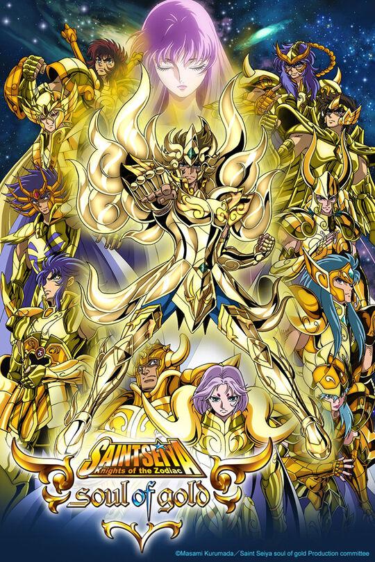 Saint Seiya Golden Cosmo
