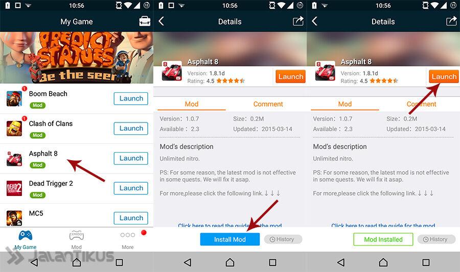 Mod Asphalt Airborne Di Android 1