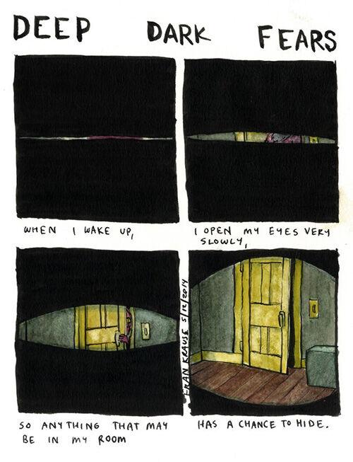 Deep Dark Fears 1