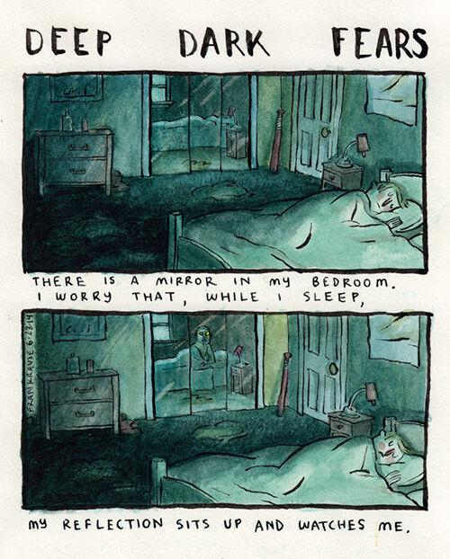 Deep Dark Fears 2