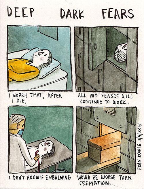 Deep Dark Fears 7