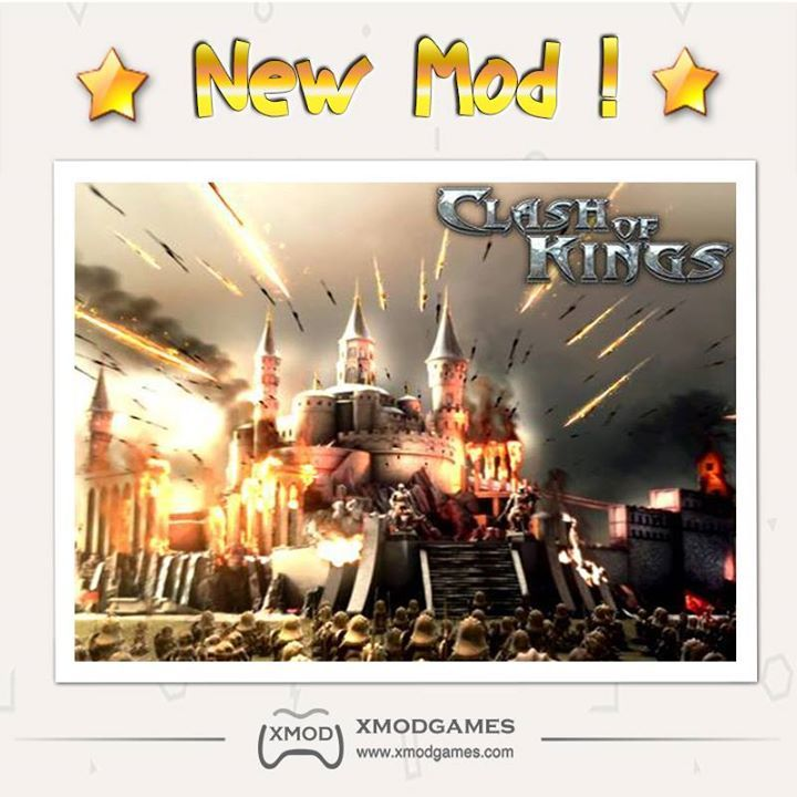 Xmodgames Clash Of Kings