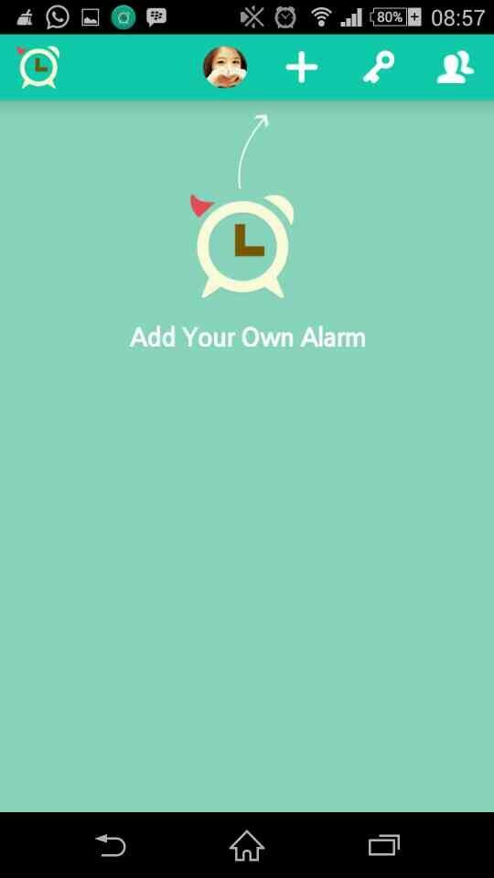 alarm run 1