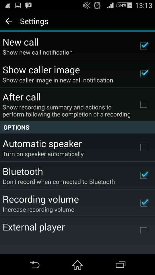 auto call recorder 7