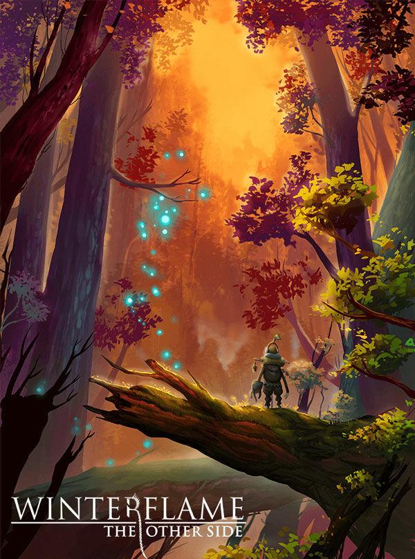 Winterflame Game Puzzle Adventure Asli Indonesia 1