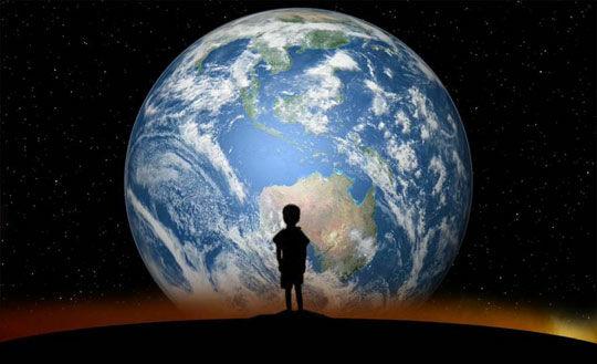 Alien In Earth