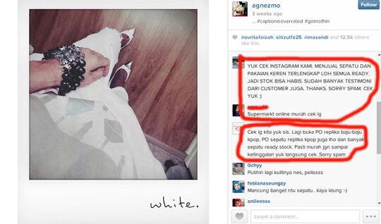 Instagram Jualan