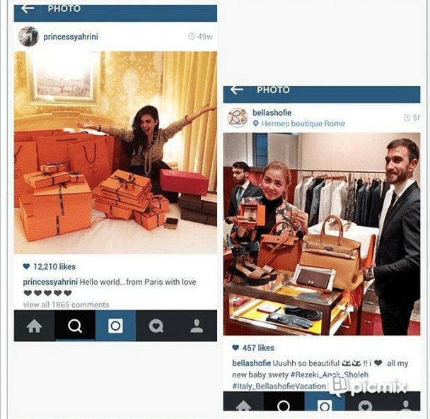 Instagram Pamer
