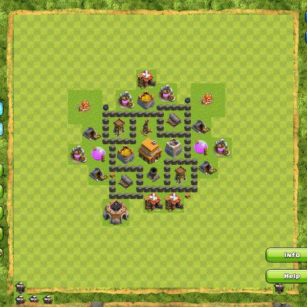 Clan War Th4 1