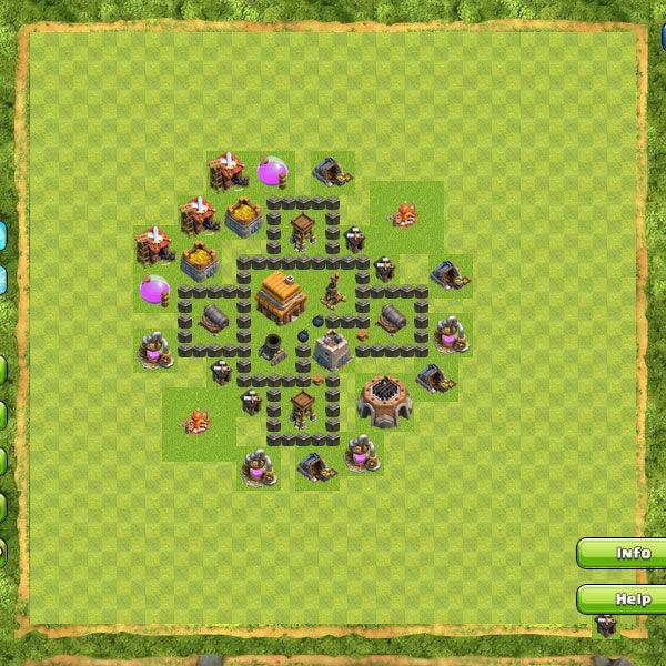 Clan War Th4 5