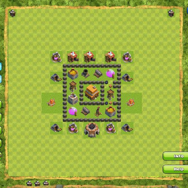 Clan War Th4 8