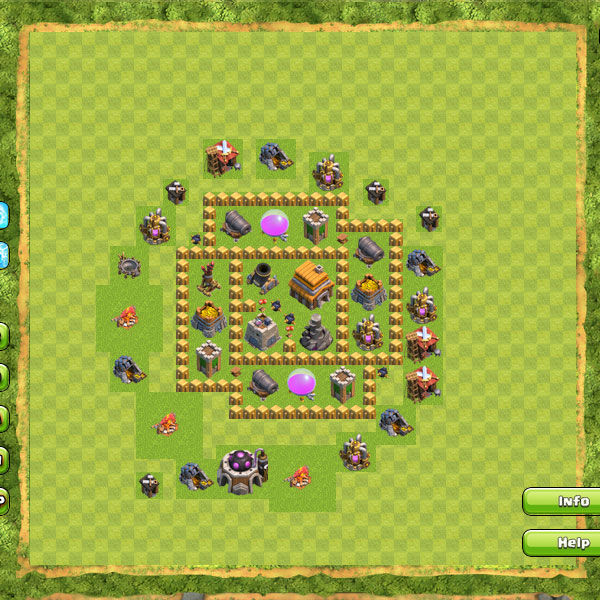 Clan War Th5 2