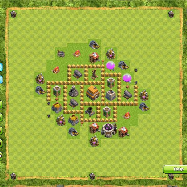 Clan War Th5 5