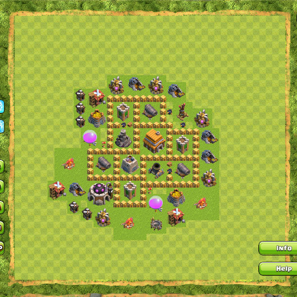 Clan War Th5 9