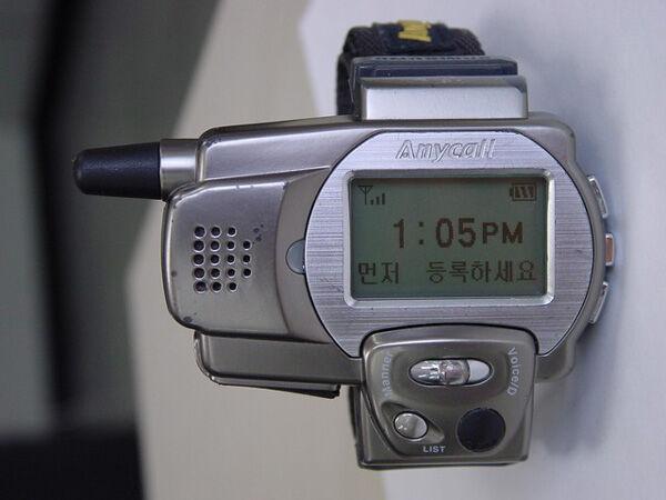 Smartwatch Pertama Di Dunia Buatan Samsung Tahun 1999