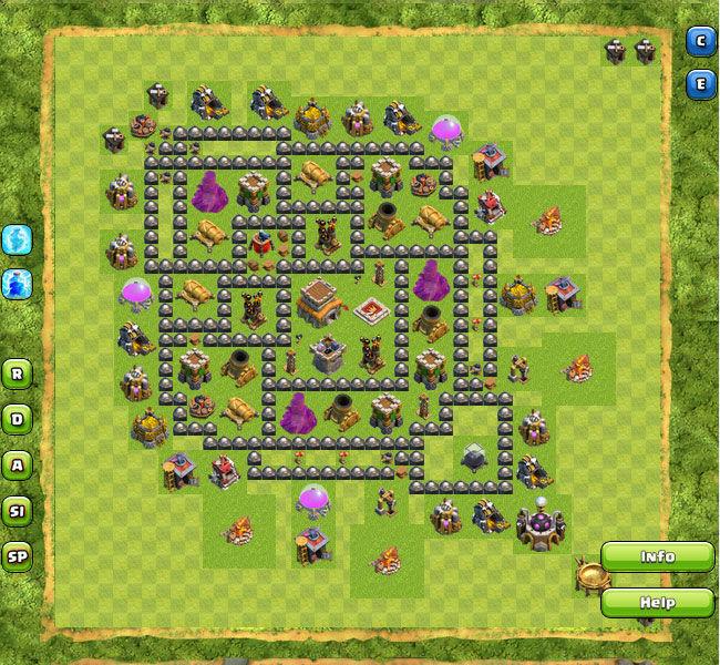 Clan War Th8 12
