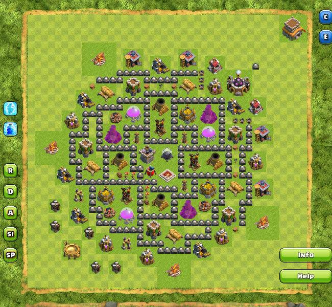 Farming Th8 10