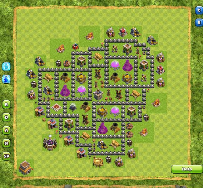 Farming Th8 8