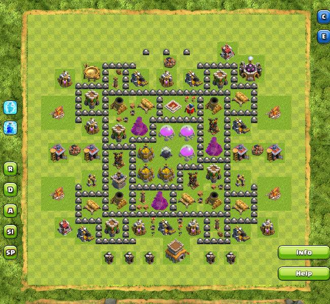 Farming Th8 9