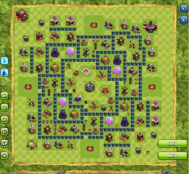 Farming Th10 1