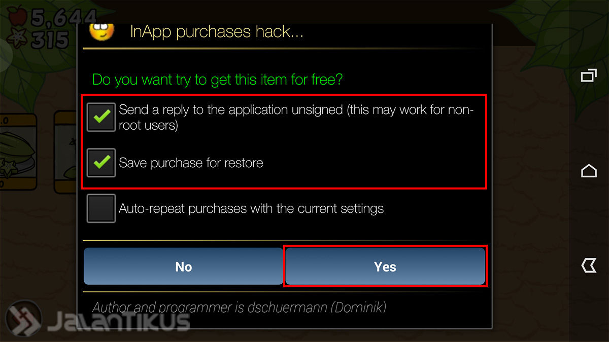 how to buy in app purchases lucky patcher
