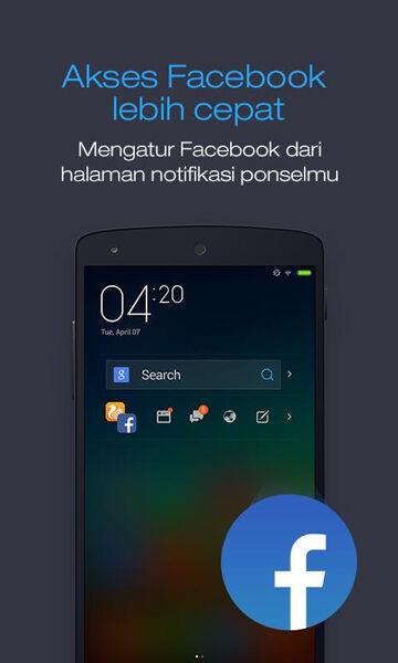 Inovasi Uc Browser Dengan Facebook