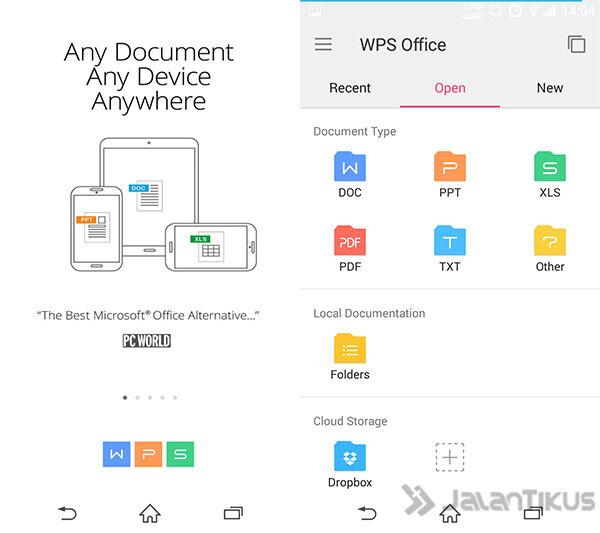 Membaca File Office Di Android 1