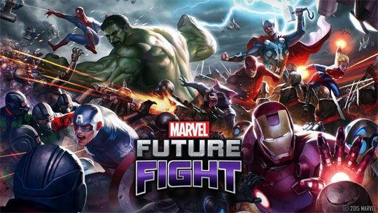 Marvel Future Fight Update