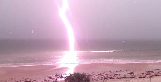 Lightning Florida