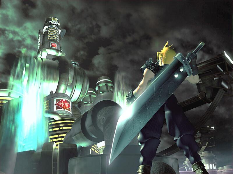 Final Fantasy 7 Android Harga Dan Gameplay