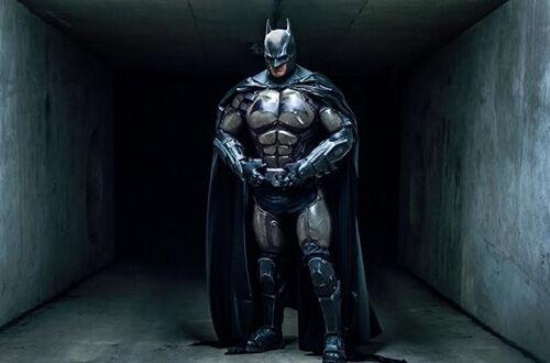 Batman Cosplay 1