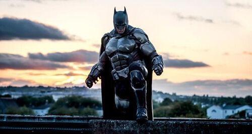 Batman Cosplay 3