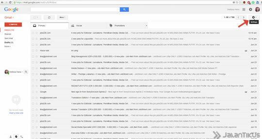 Gmail Undo Send 1