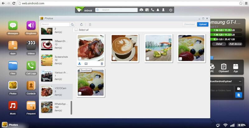 Cara Memindahkan Gambar Dari Android Ke Pc Tanpa Kabel Data 3