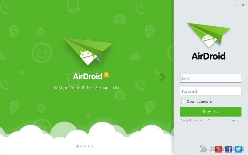 Cara Install Airdroid Desktop Pc 7