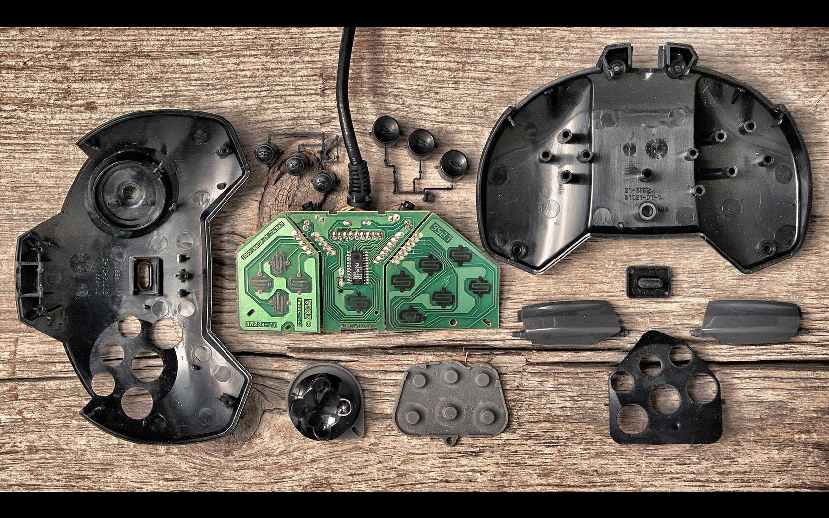 Game Controller 10