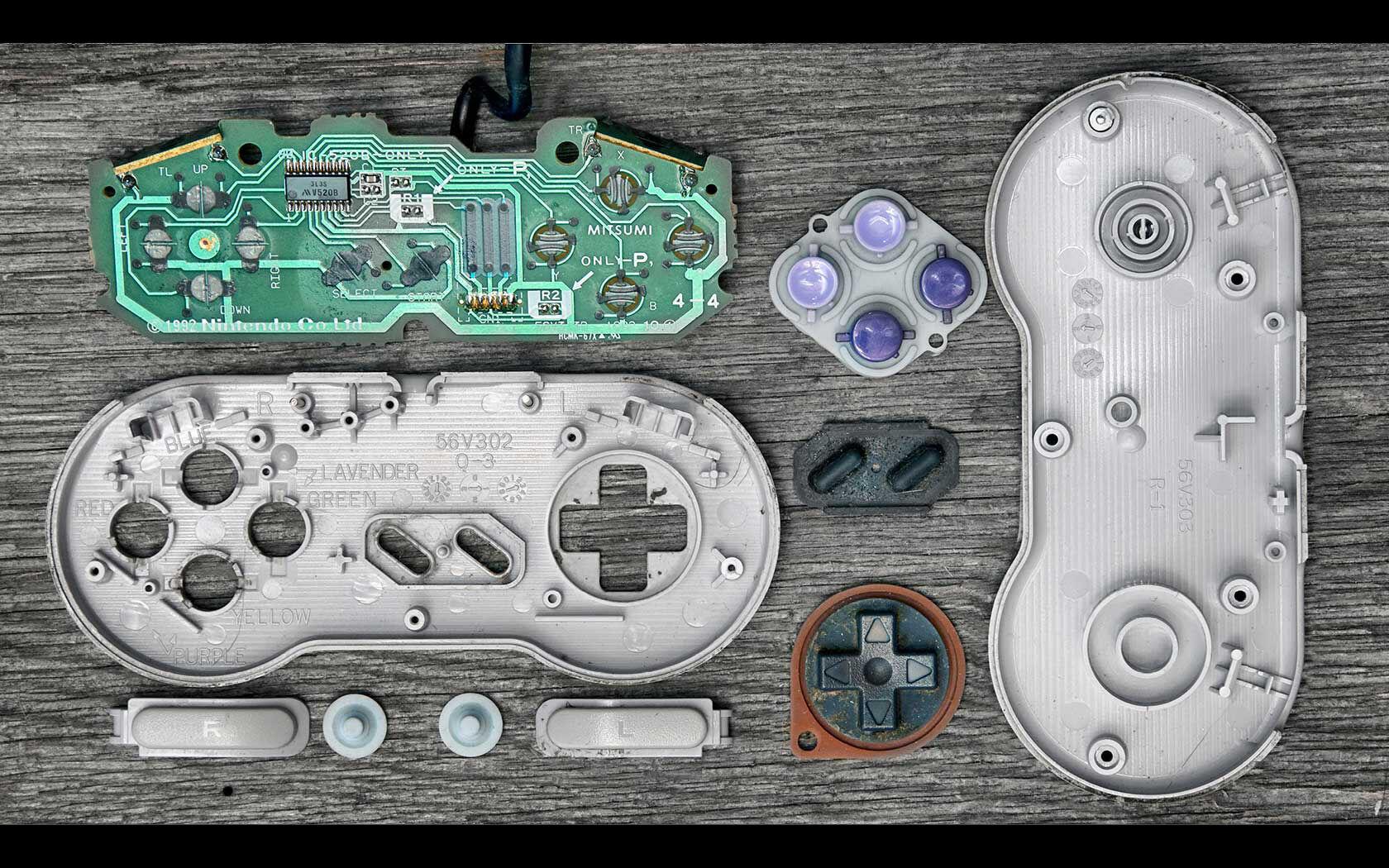 Game Controller 7