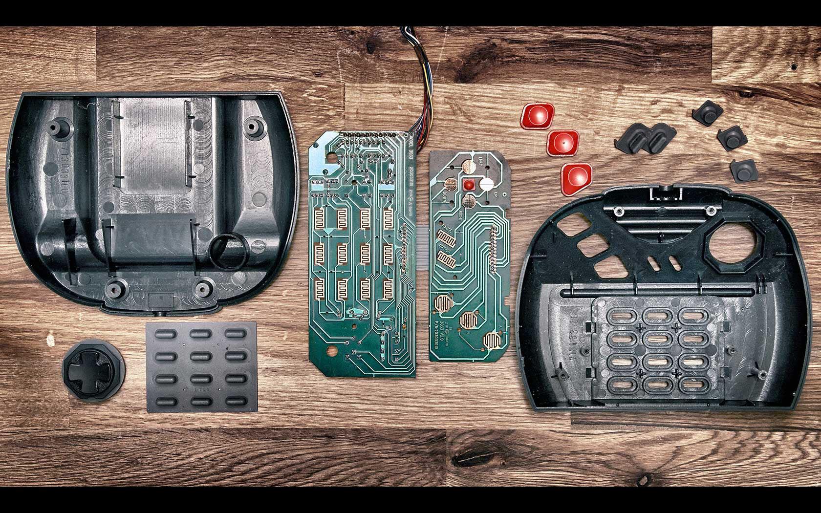Game Controller 8
