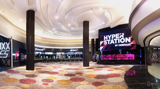 Hyper Station