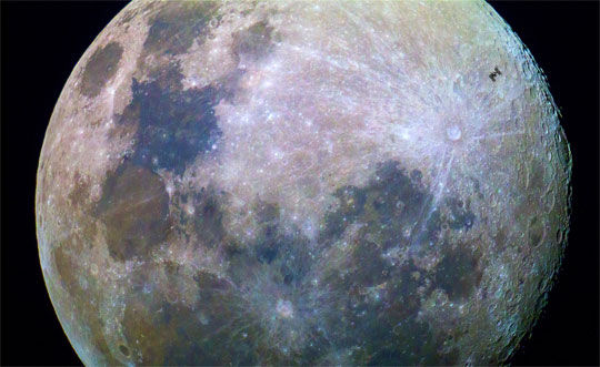 Iss Meet Moon