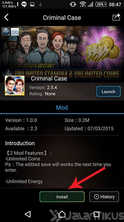 Mod Criminal Case 2