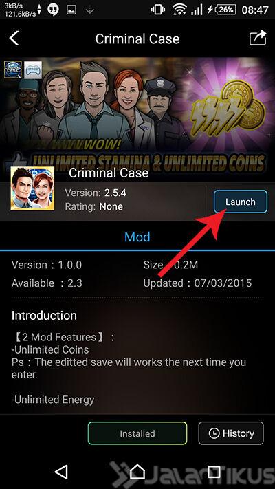 Mod Criminal Case 3