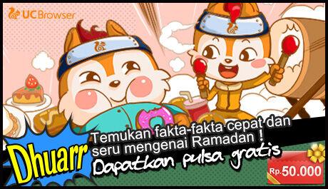 Kontes Fakta Cepat Tentang Ramadan Dari Uc Browser Dan Kaskus