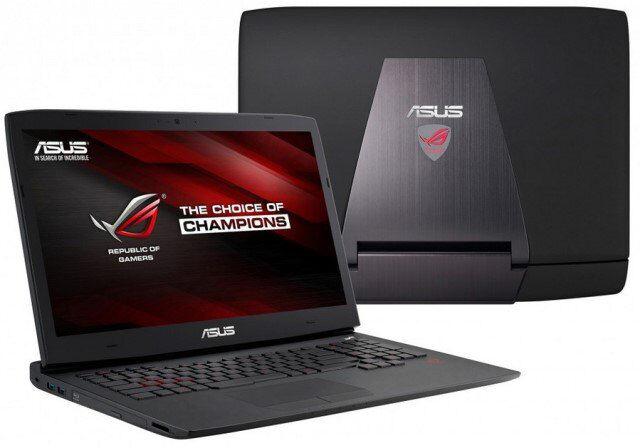Asus Rog Laptop Gaming 17 Inci Terbaru 2