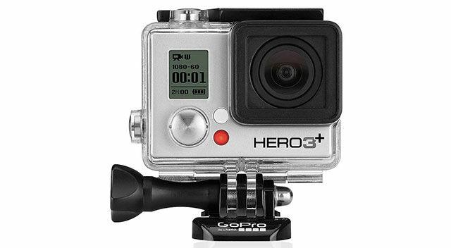 Gopro Hero3 Plus Silver