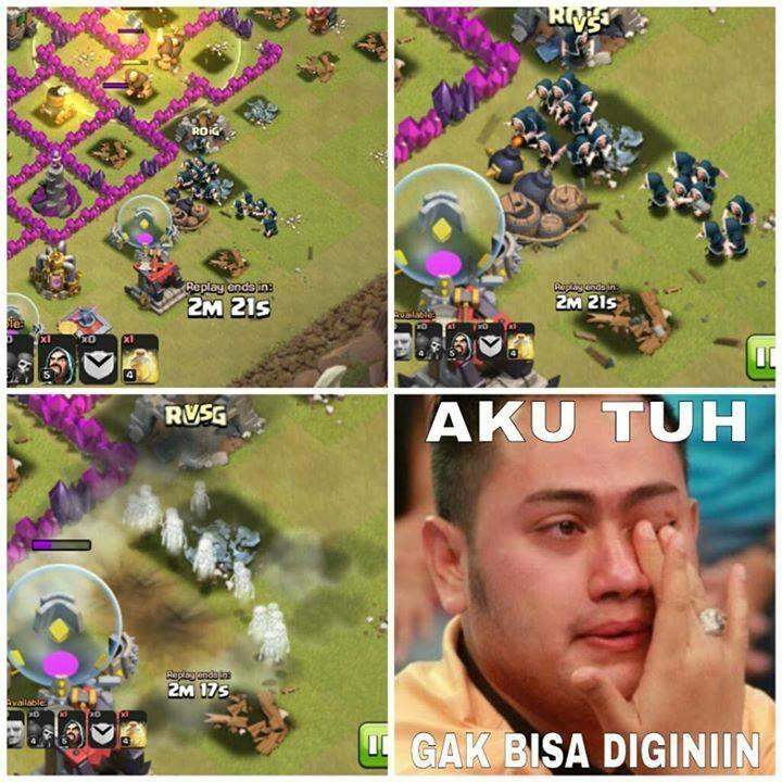 Meme Clash Of Clans 6