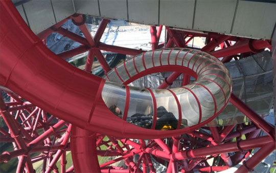 Olympic Park Slide